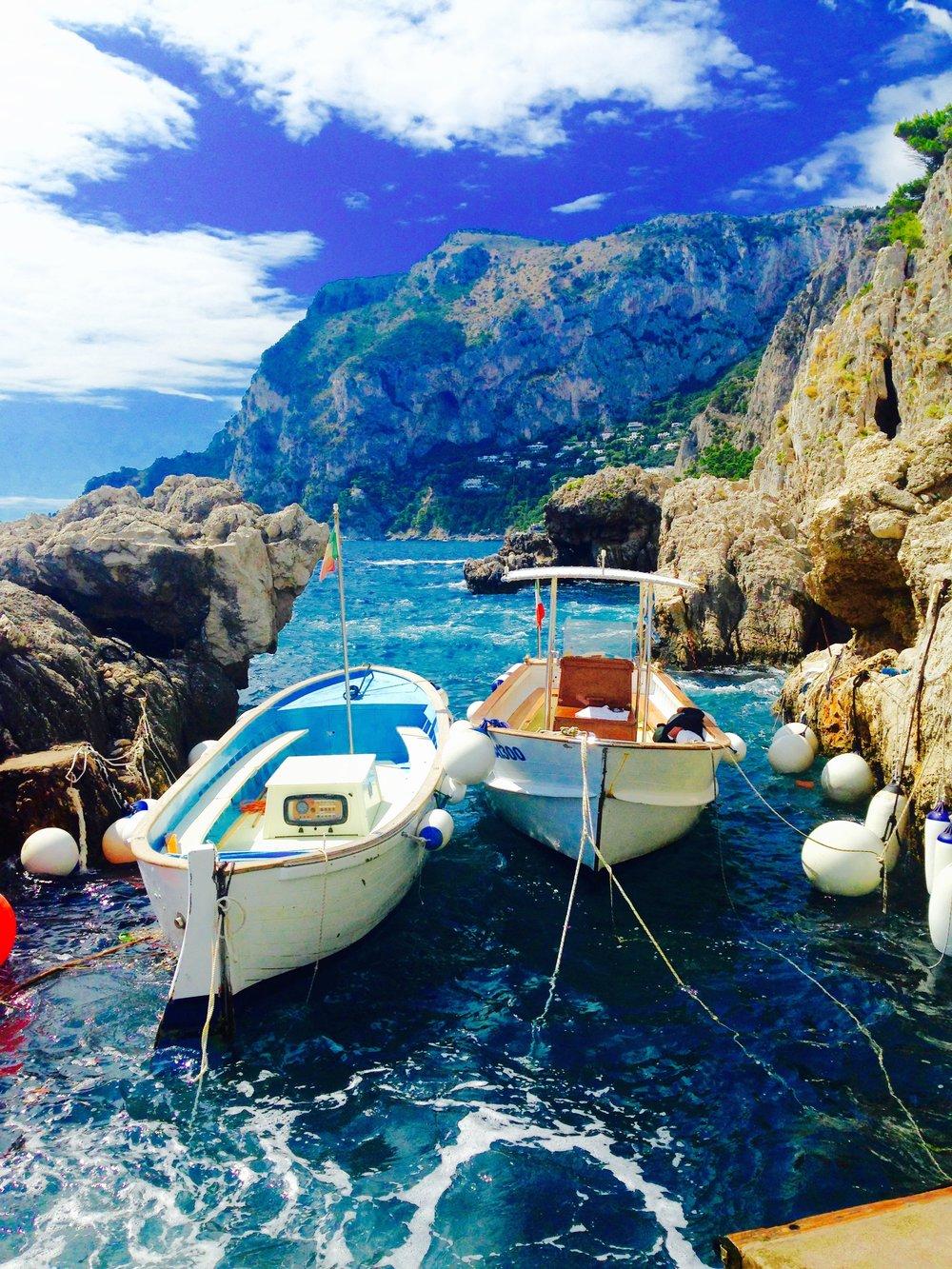 La Fontelina Boats
