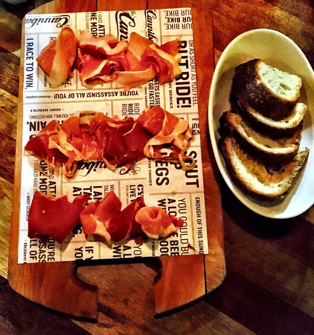 Cannibal cured meats
