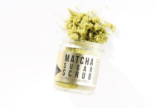 Matcha Sugar Scrub