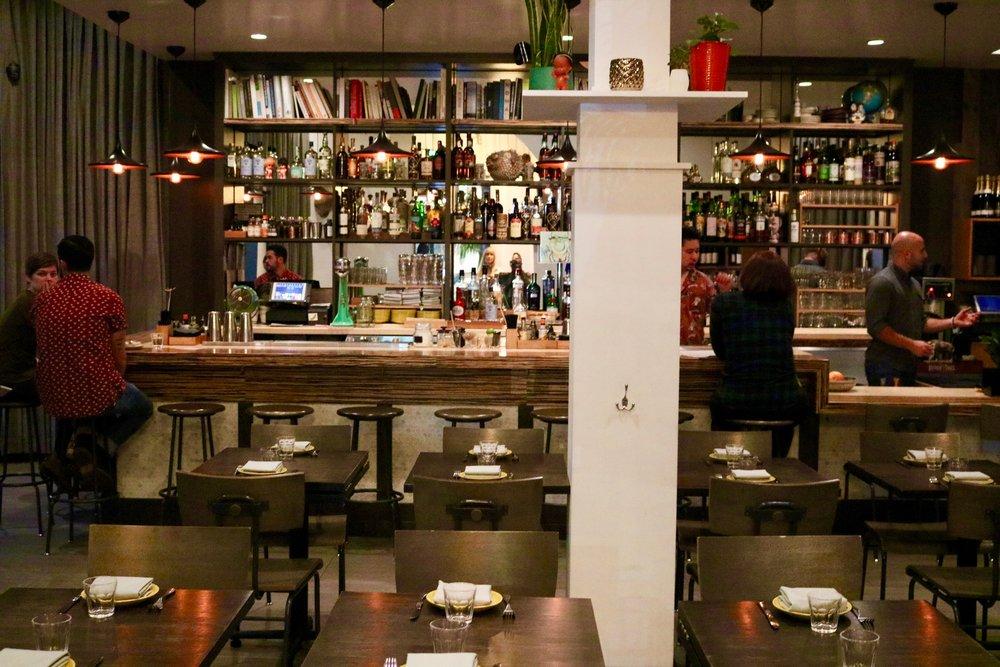 HLAY restaurant