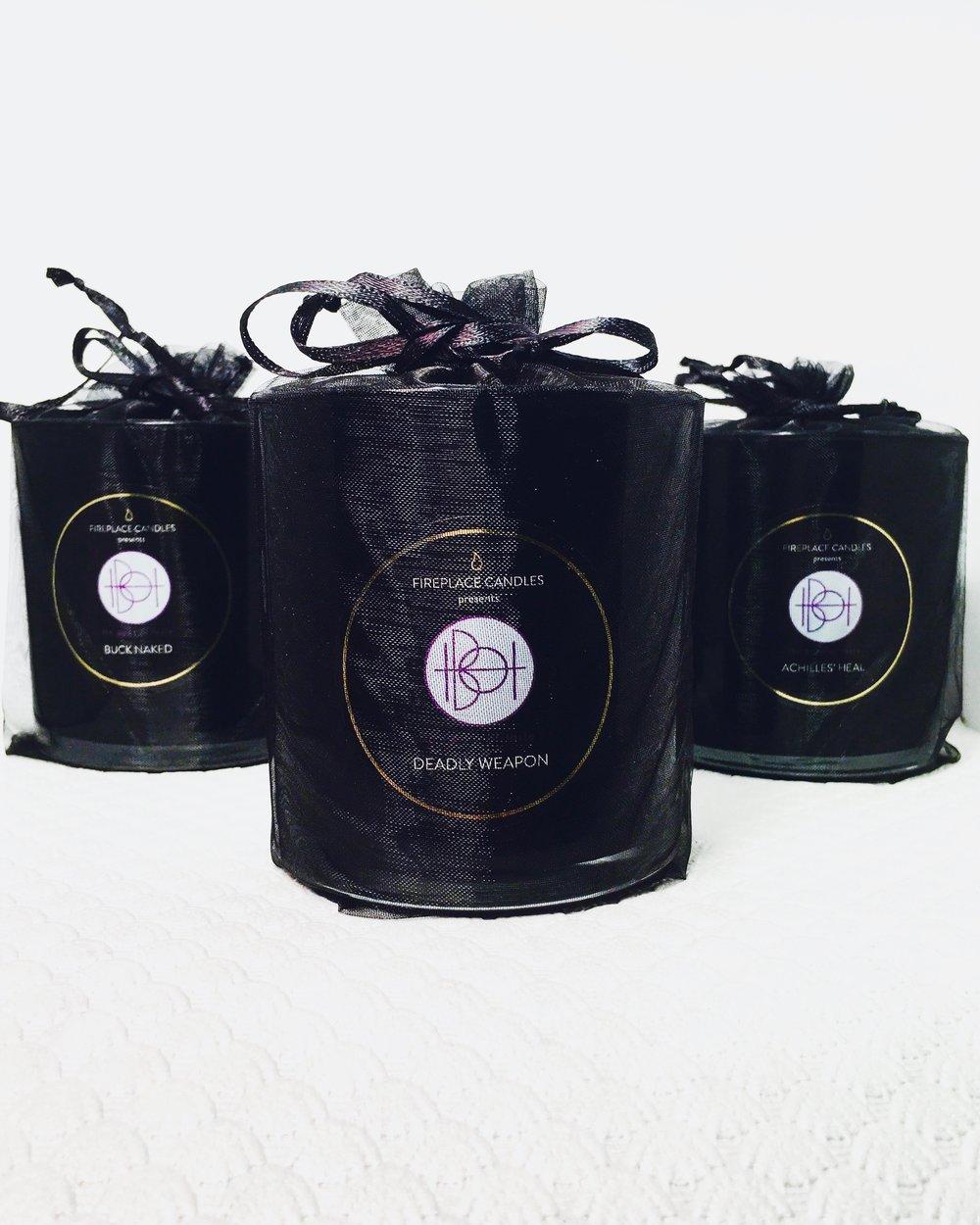 TBOT Massage Candles
