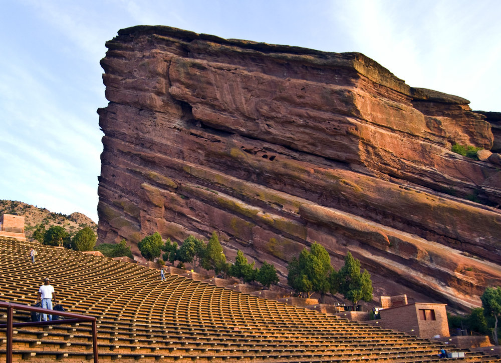Red Rocks Amphitheatre 1