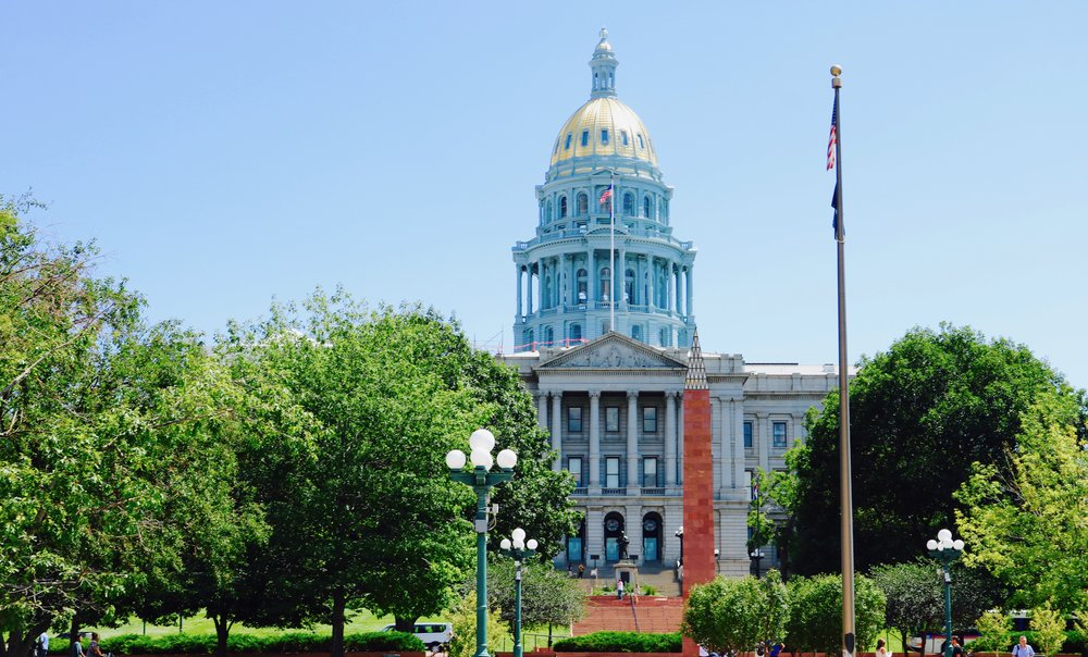 Denver Capital Building, Photo by: DJB for TBOT