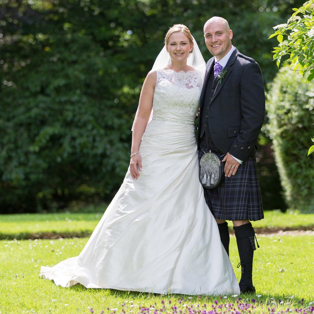 Julie and Stewart Hunter