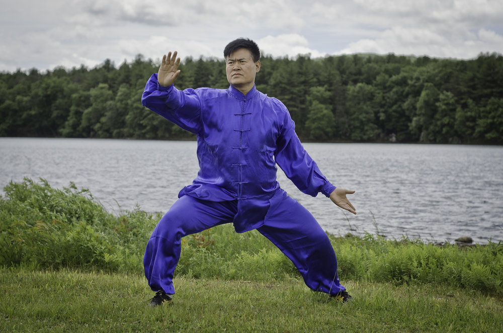 Wang Hai Jun, Holyoke, MA: Photo by Audra Schwalm