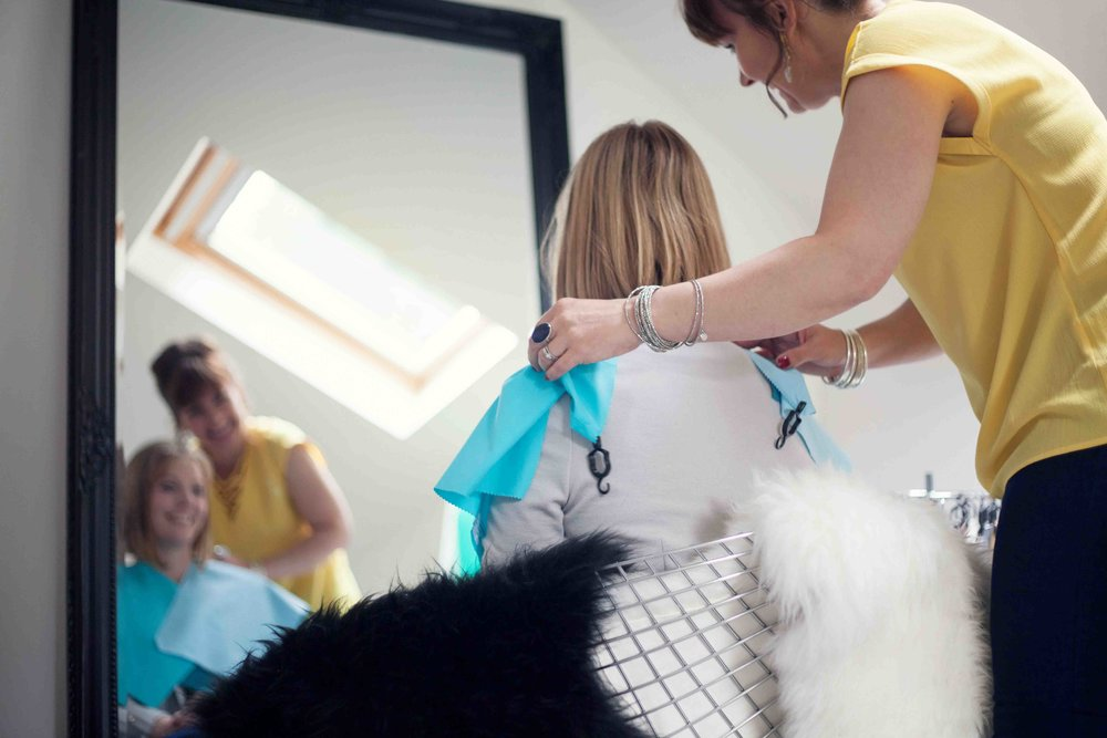Personal Stylist | Colour Consultant in Bristol | Becky Barnes