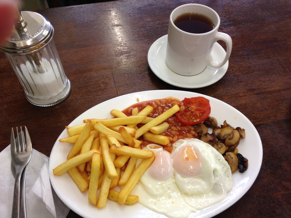 London Breakfast
