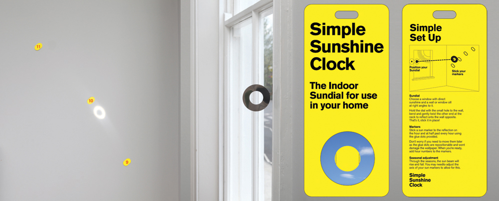 Simple Sunshine Clock