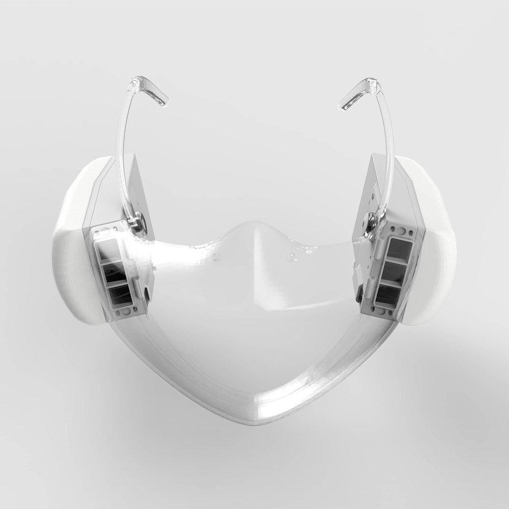 o2o2 Pollution mask