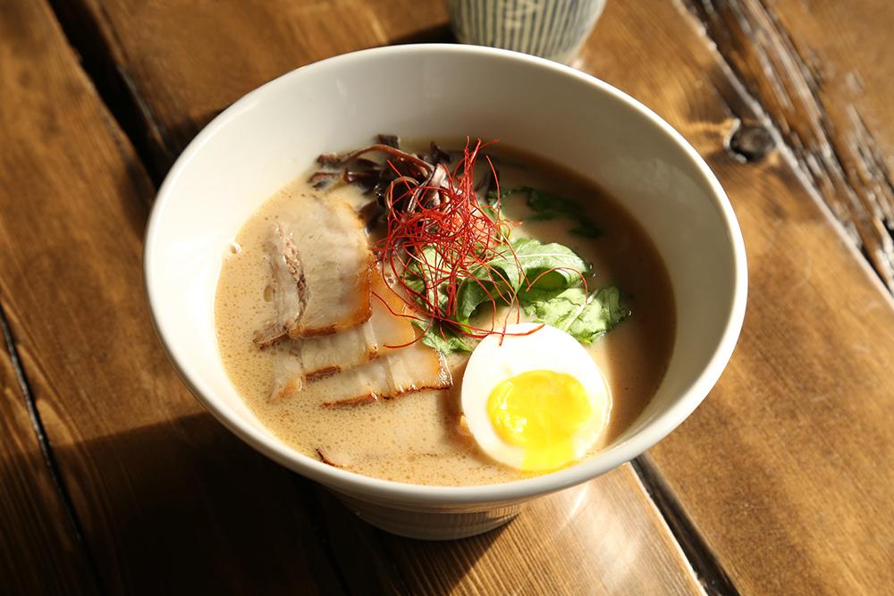 Tonkotsu Ramen (Pork Broth Ramen)