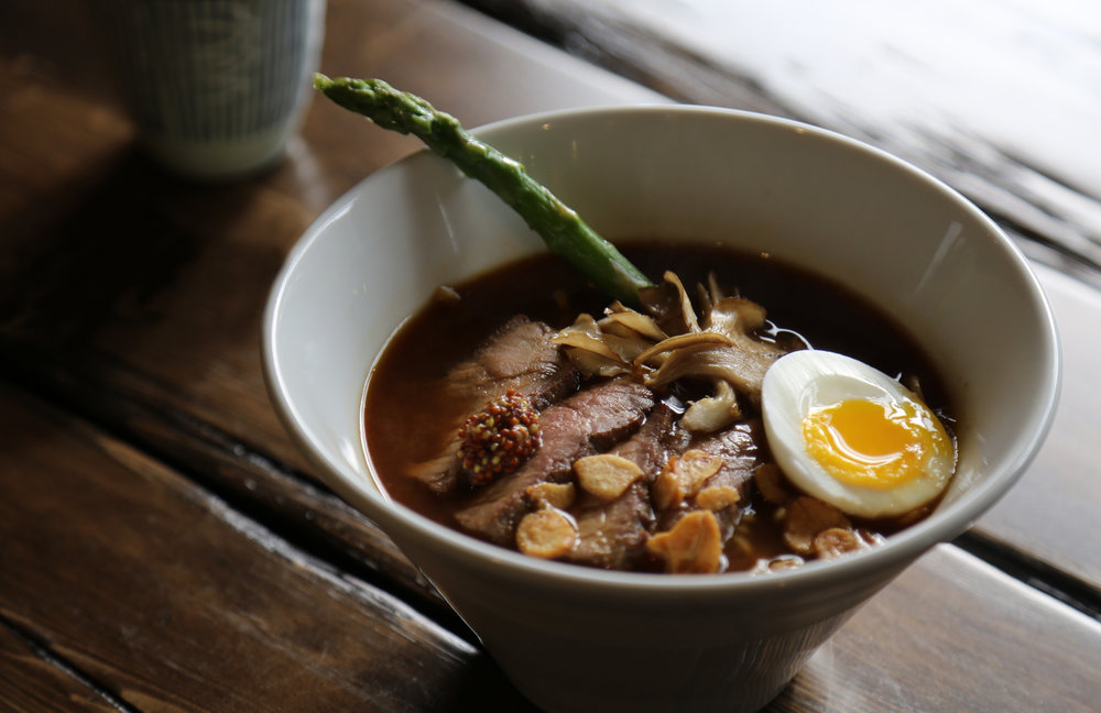 Gyukotsu Ramen (Beef Broth Ramen)