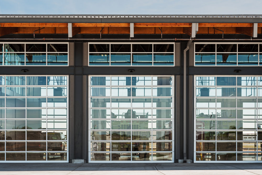 Spokane International Airport ARFF by Fire Station design expert TCA Architecture