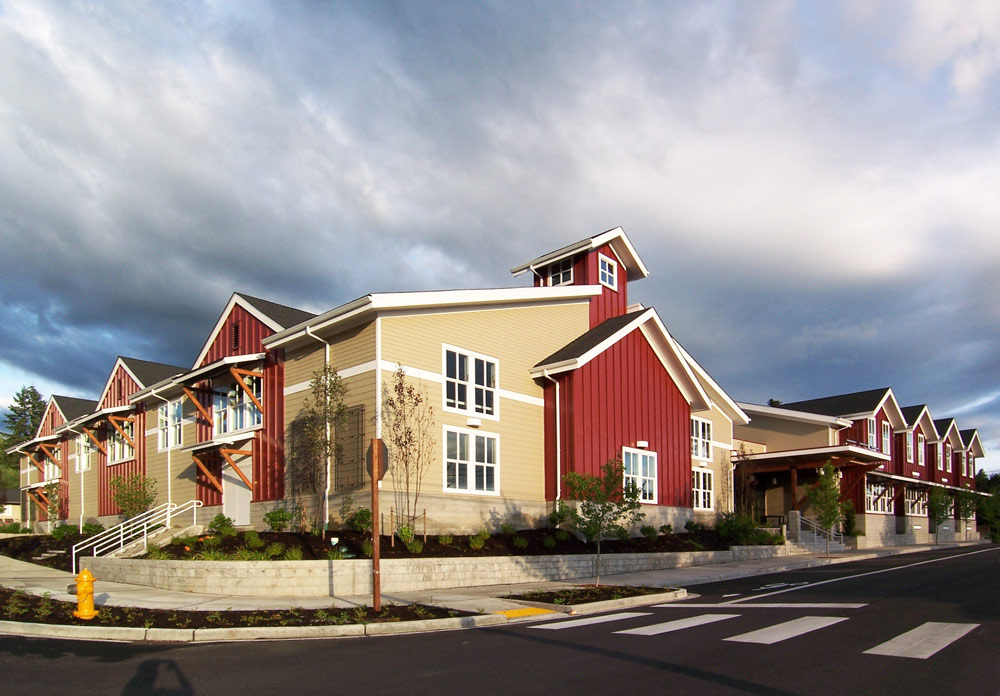 Duvall Family Life Center by Seattle Commercial Architect TCA Architecture