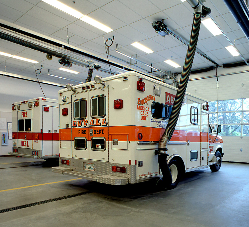 Duvall Headquarters Fire Station by Seattle Fire Station Design Expert TCA Architecture