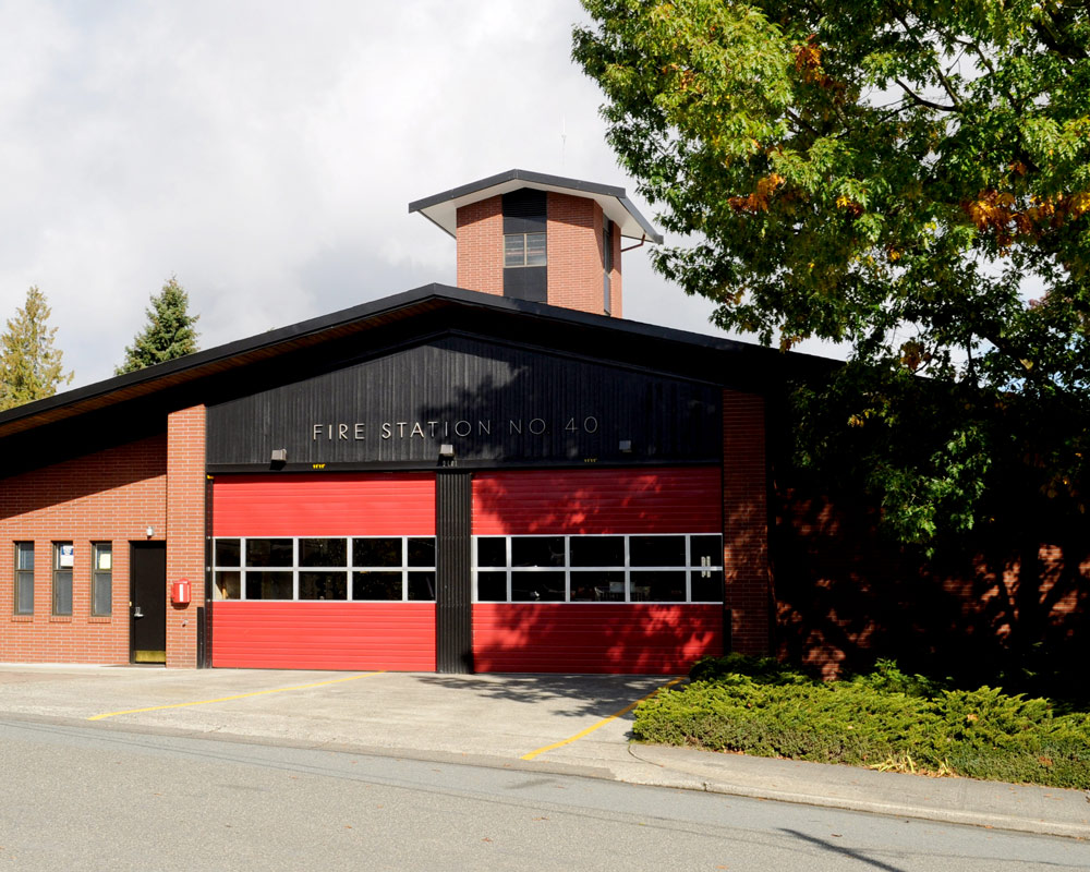 City of Seattle Fire Station Remodel by Fire Station Design Expert TCA Architecture