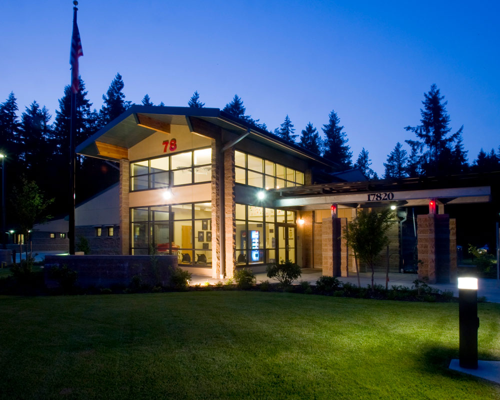 King County Fire District 37 by Seattle Architect TCA Architecture