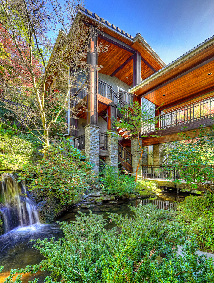 Seattle area dream house designed by Seattle Residential Architect TCA Architecture