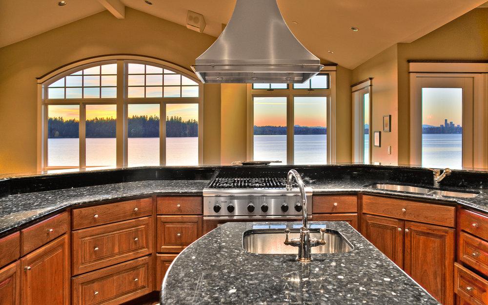 Kitchen design by Seattle architecture firm TCA Architecture