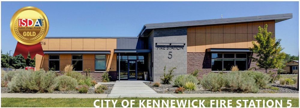 City of Kennewick Fire Station 5 Architecture