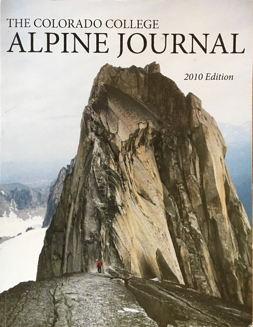 Women at Work  Trip report, photos: A first free ascent of the crux pitches of the Original 1963 Route on Mount Proboscis.  Colorado College Alpine Journal, 2010
