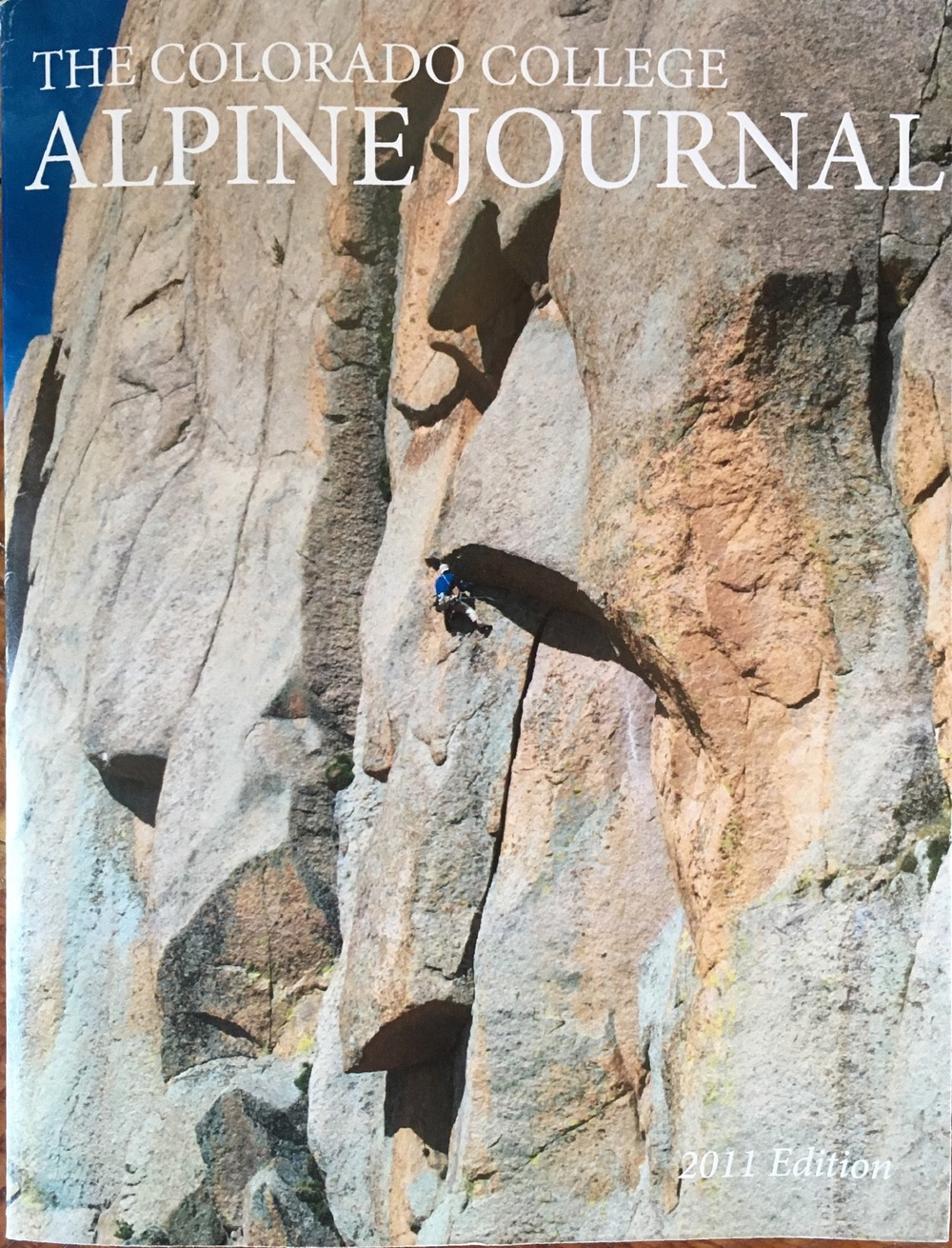 Promiscuous  Trip report: A first ascent near Yellowstone National Park.  Colorado College Alpine Journal, 2011