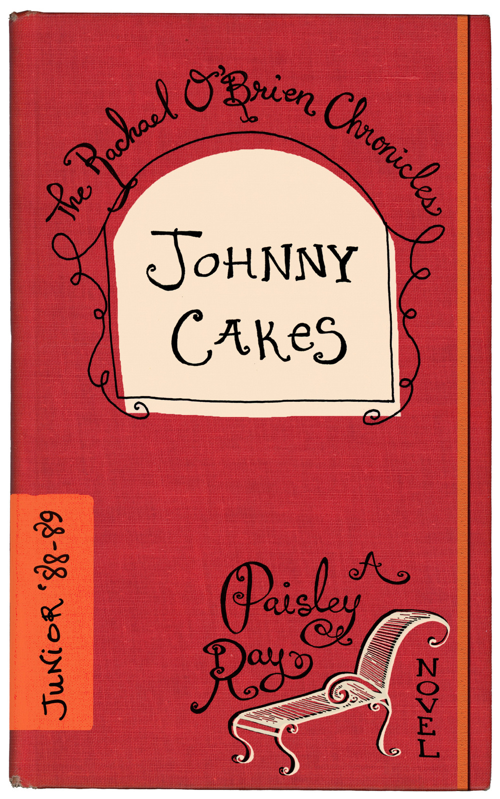 Johnny Cakes mystery book