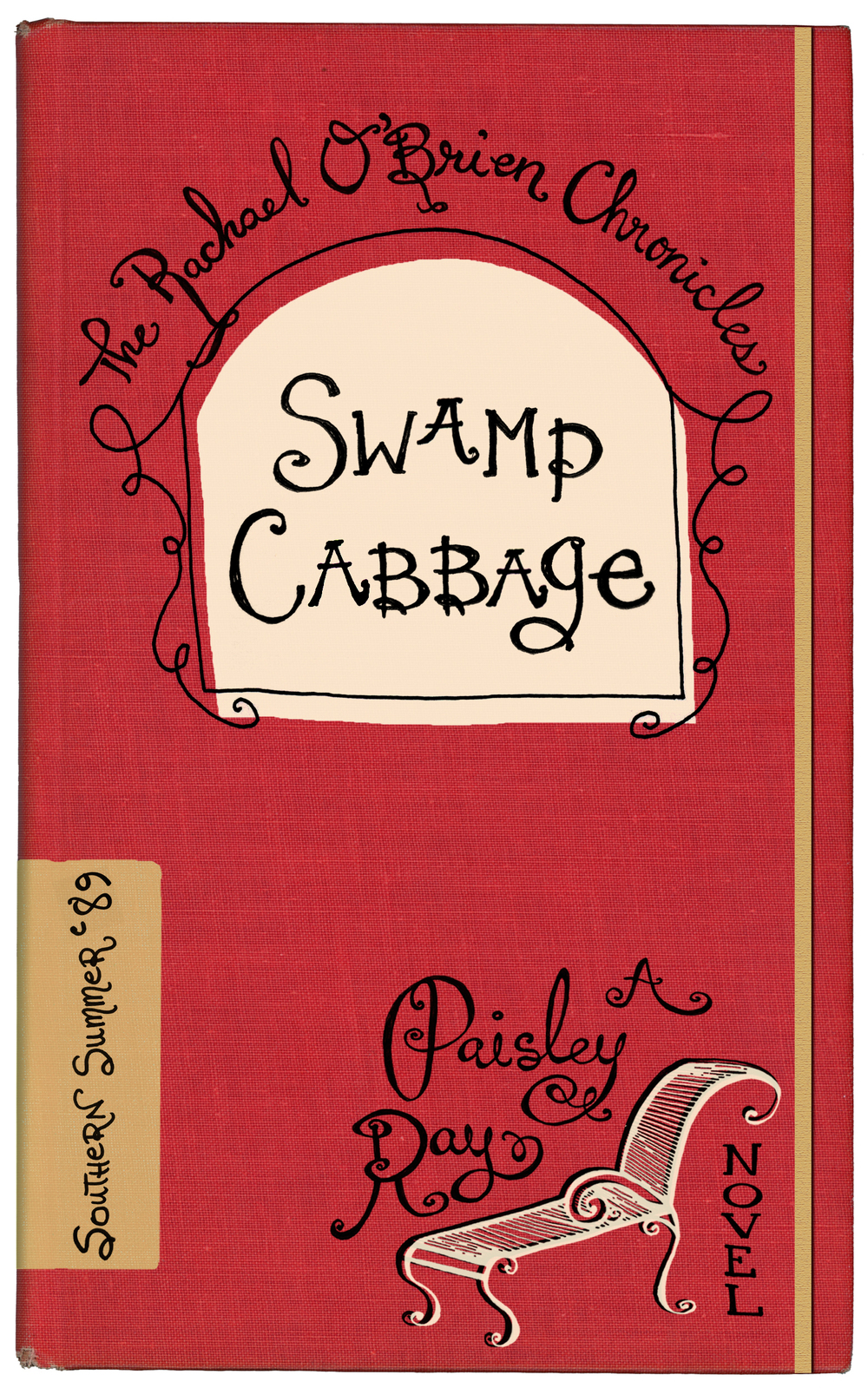 Swamp Cabbage mystery book