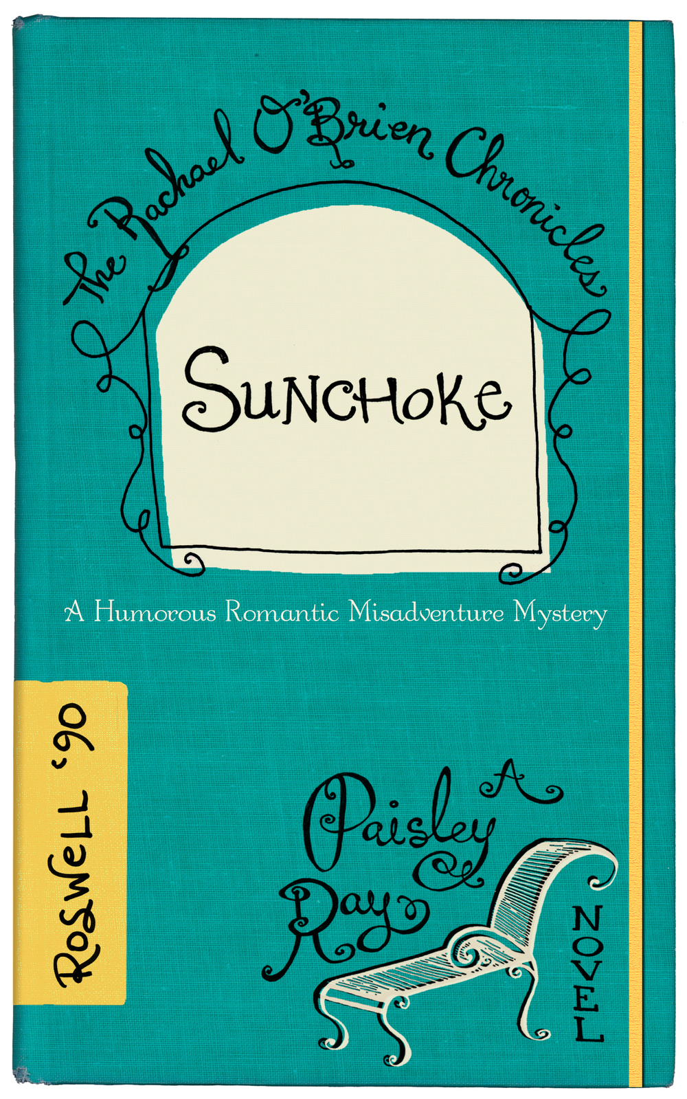Sunchoke mystery book