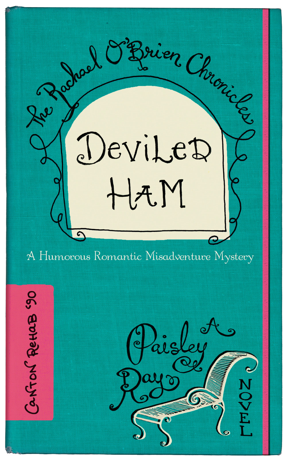 Deviled Ham mystery book
