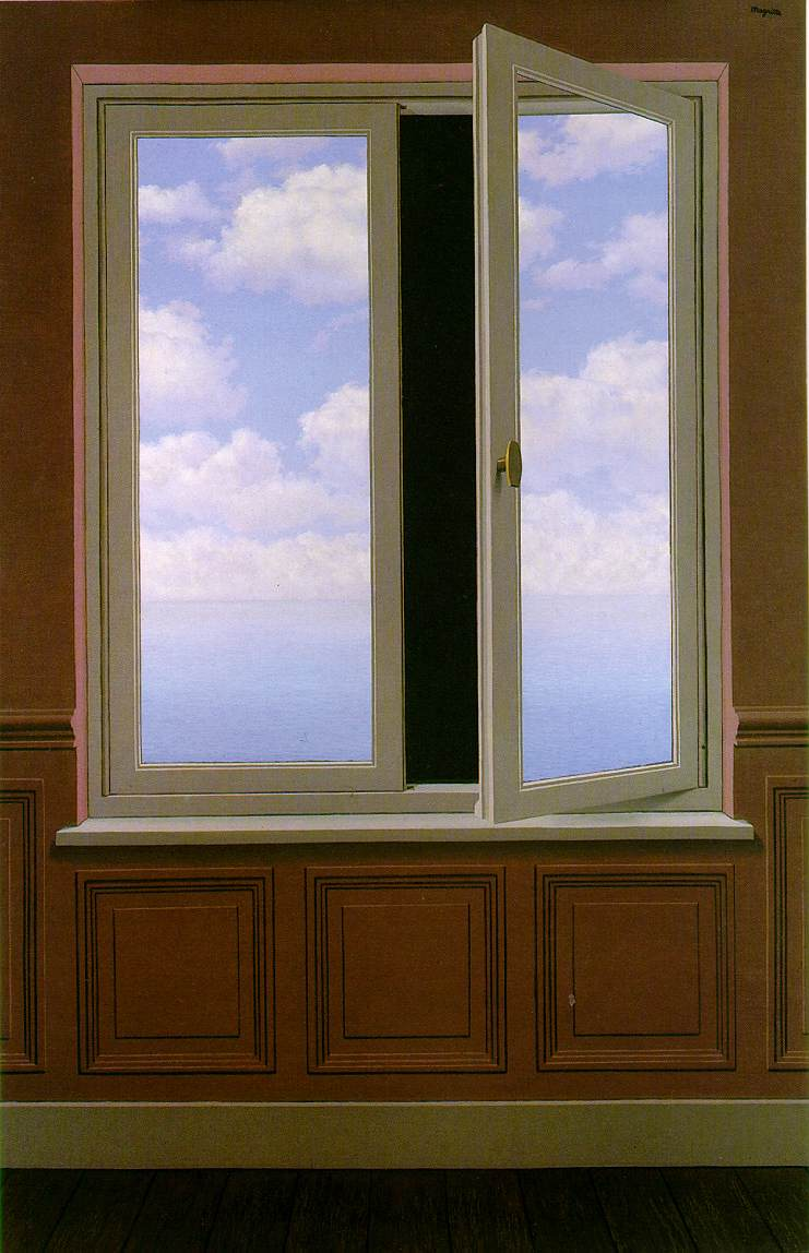 Renee Magritte, The Telescope, 1963.jpg
