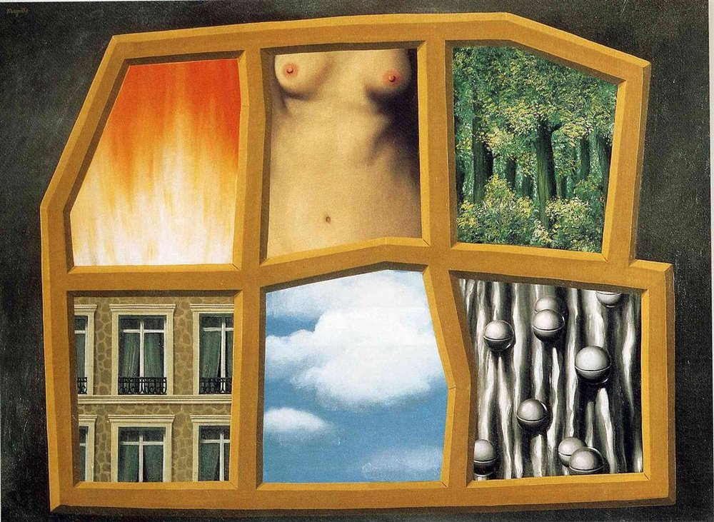 Rene Magritte, The Six Elements, 1928.jpeg