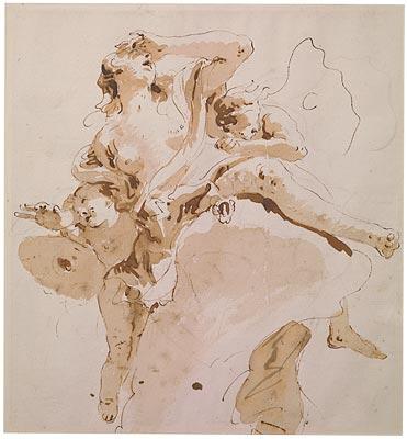 Giambattista Tiepolo, Psyche Transported to Olympus.jpg