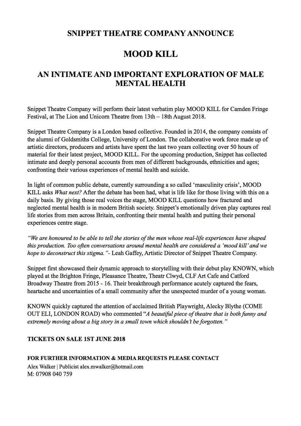 Mood Kill Press Release - Snippet Theatre Company.jpg