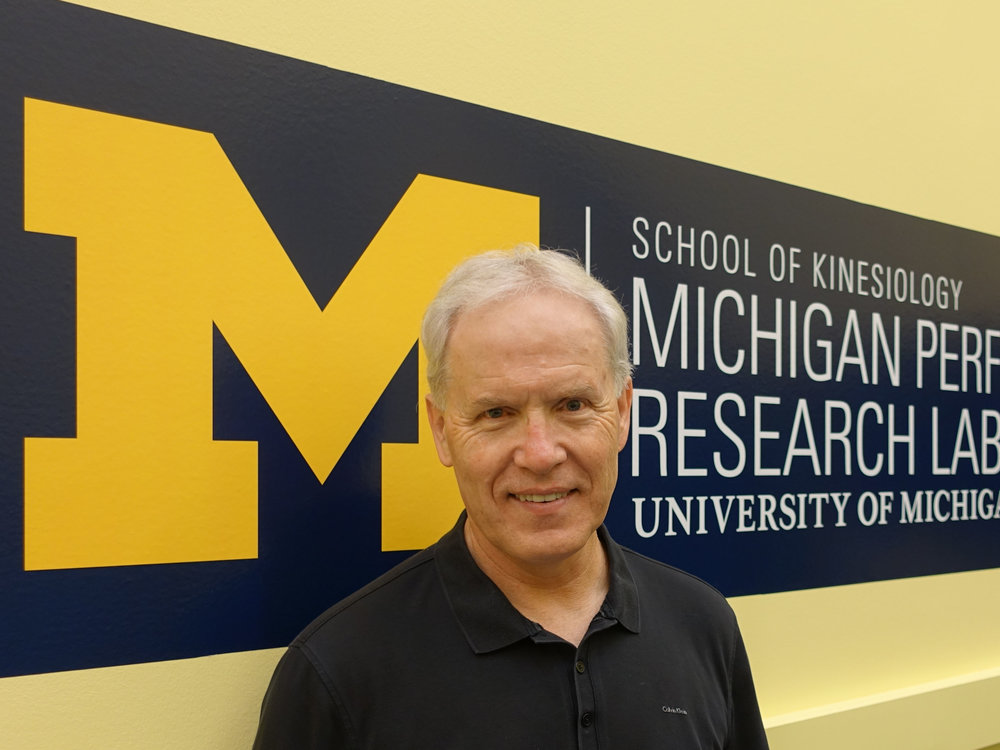 Ron Zernicke, PhD, DSc Professor, Dept. of Orthopaedic Surgery, School of Kinesiology, & Dept. of Biomedical Engineering