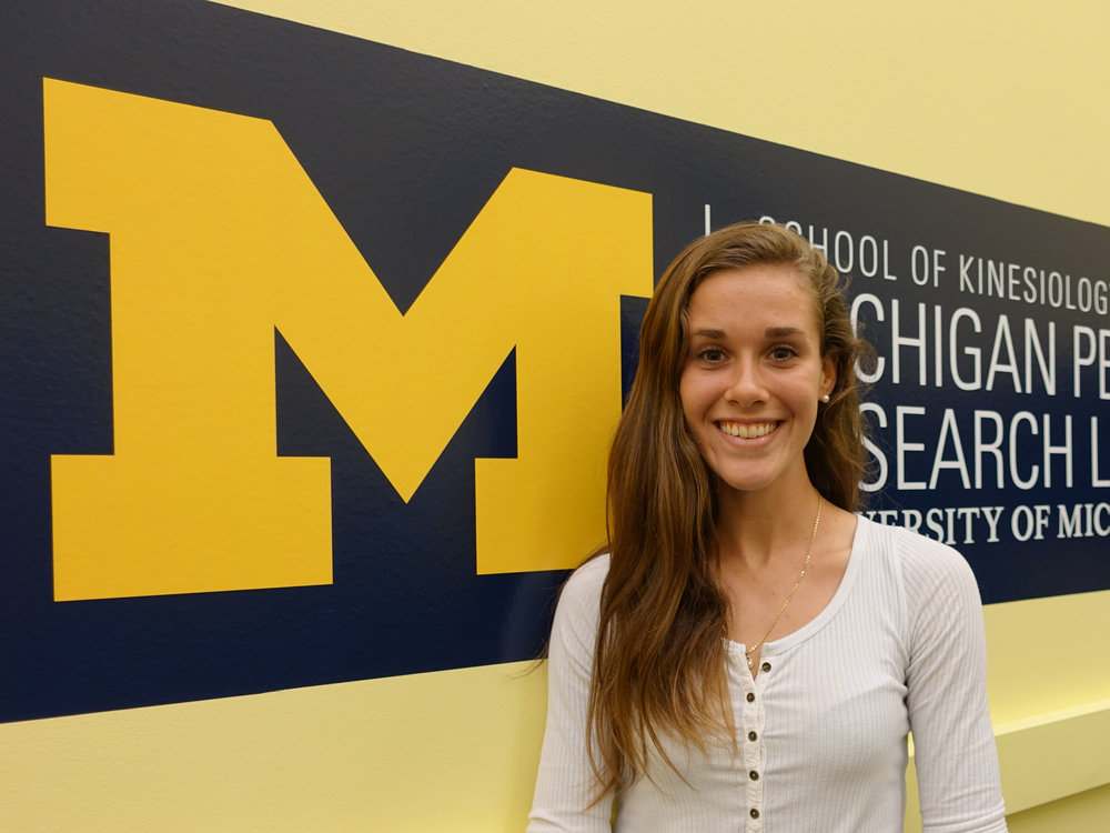 Jamie Morrissey  Undergraduate Research Assistant