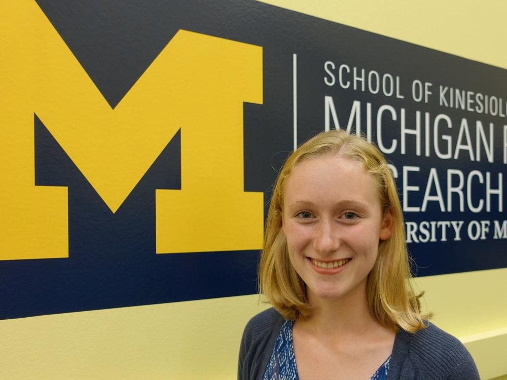 Seraphina Provenzano Undergraduate Research Assistant