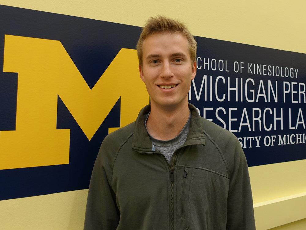 Edward Godbold Undergraduate Research Assistant