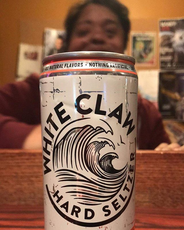 We're thinking of changing our band name to white claw, what do you think?  Thanks for hanging last night pals. We had fun! @oldhauntswy is the best dads, @gafferproject rules hard, and playing music with and for friends is heaven. Check ya l8ers!