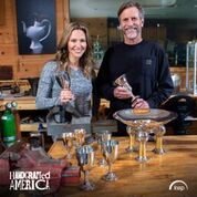 Handcrafted America  - INSP  Season 3  with Jill Wagner