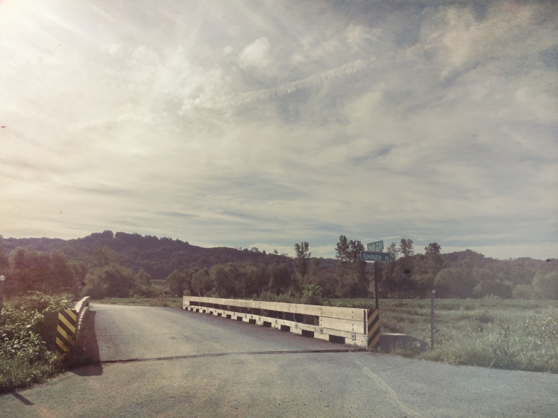 Entrance to Squaw Creek National Wildlife Refuge.