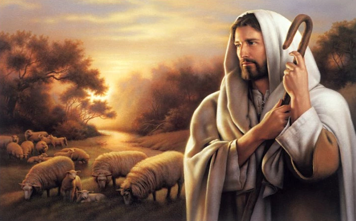 John 10:16    And other sheep I have which are not of this fold: them also I must bring, and they shall hear my voice; and there shall be one fold, and one shepherd.