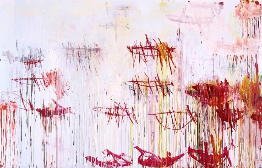 Lepanto , Panel 9 of 12, Cy Twombly, 2001