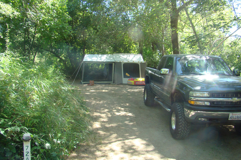 Casini Ranch Family Campground Tent Camping Sites Casini Ranch Family Campground