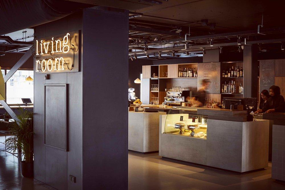 The Good Hotel : Eat meet good hotel london