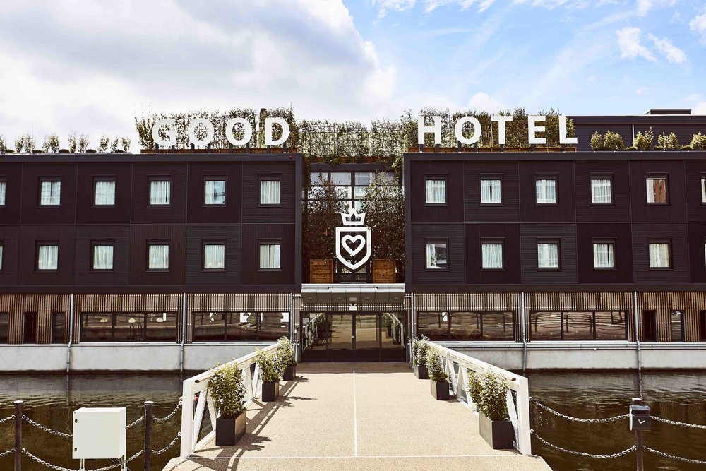 Exterior Good Hotel London