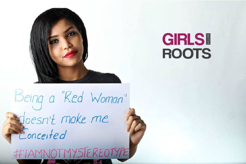 """There are so many stereotypes, internet memes and jokes that label light skin women being 'stuck-up', conceited and just all-round negative people. It's very problematic because it has started a trend of people not wanting to come up to us or befriend us because they assume we will be our stereotypes and react by blowing them off or being rude. People who've gotten to know me often tell me that they assumed I'd be stuck-up. I've proved them all wrong. So, my advice is to get to know someone (everyone/anyone) before you judge them based on the exterior."" GWR: Tiffany Bazilio Country: Guyana Photographer: Curtis Henry — with Tiffany Bazilio."