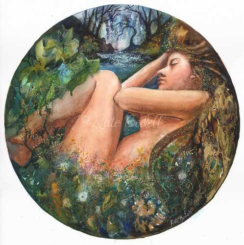 Persephone, Spring Awakens