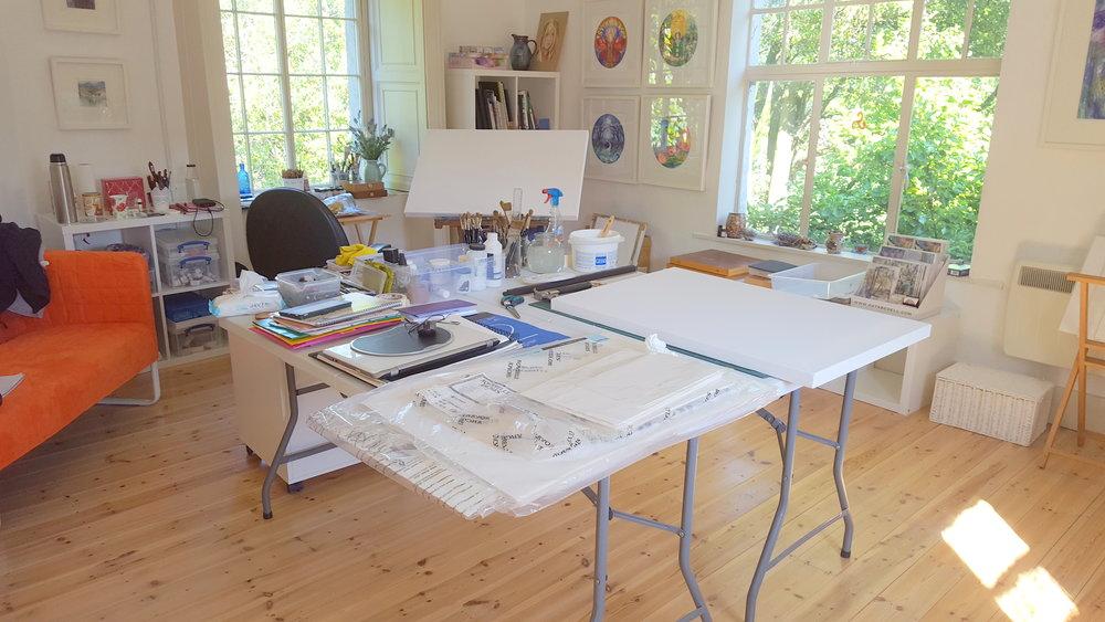 My Studio at Marlay Courtyard