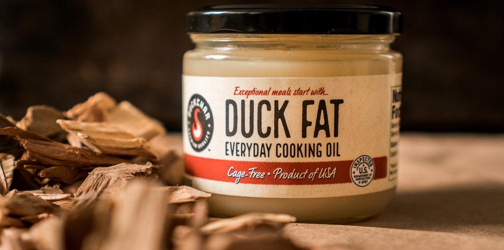 DUCKCHAR Duck Fat