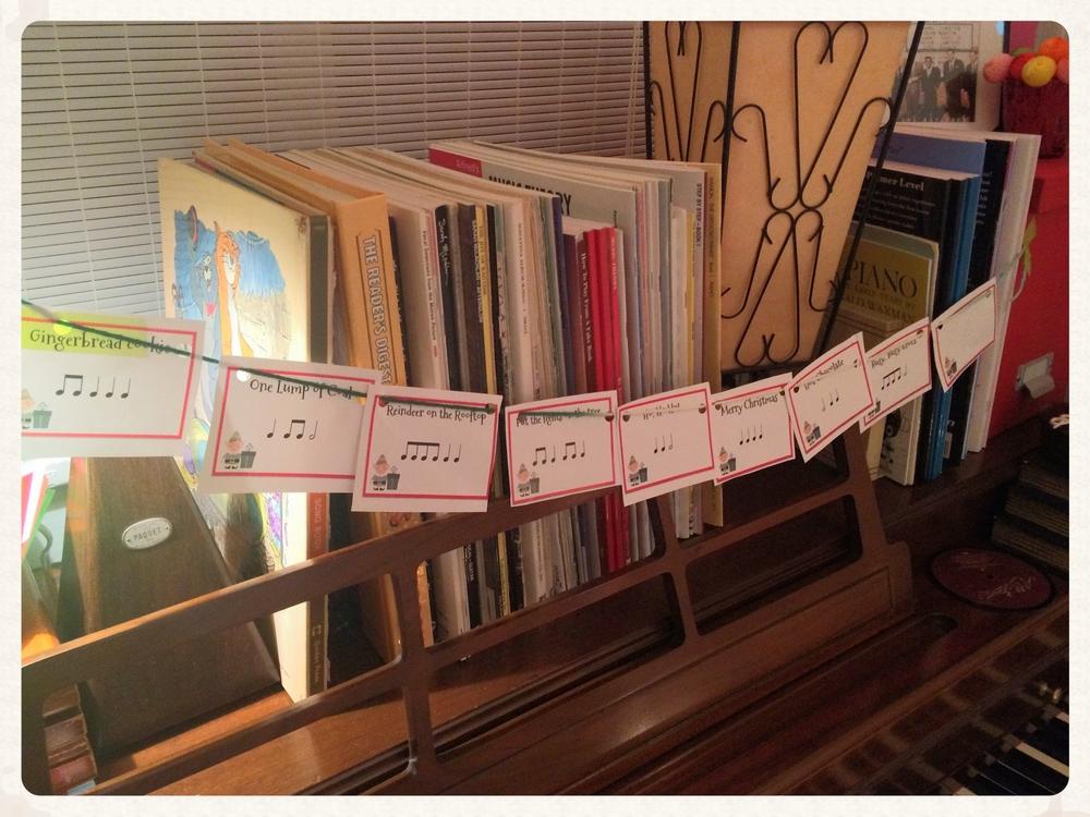 Improvisation Rhythm Cards!